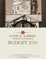 Budget 2010: Commentary